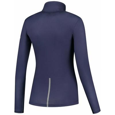 Women sports hoodie Rogelli INDIGO, purple-orange 840.847, Rogelli