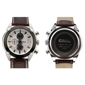 Watch Cattara CHRONO WHITE Compass, Cattara