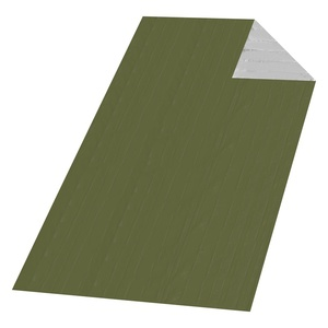 Isothermal foil Cattara SOS green 210x130cm, Cattara