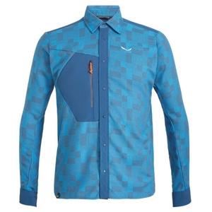 T-Shirt Salewa Fanes SPRINGER PL M L/S SHIRT 27245-8156, Salewa