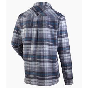 T-Shirt Salewa Fanes Flannel 3 PL M L/S SHIRT 27247-0317, Salewa