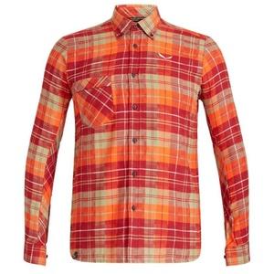 T-Shirt Salewa Fanes Flannel 3 PL M L/S SHIRT 27247-4877, Salewa