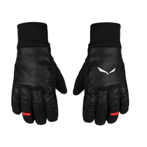 Gloves Salewa FULL LEATHER TirolWool FINGER GLOVE 27288-9010, Salewa