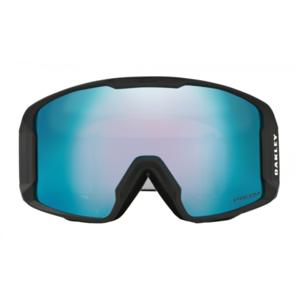 Ski glasses Oakley Line Miner XM Matt Black w / prizm Sapphr OO7093-03, Oakley