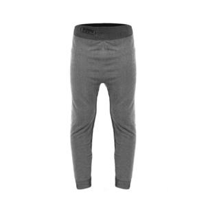 Spokey GURU Children thermo leggins gray, Spokey