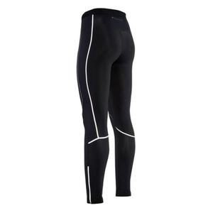 Women pants with membrane Silvini WP1314 black, Silvini