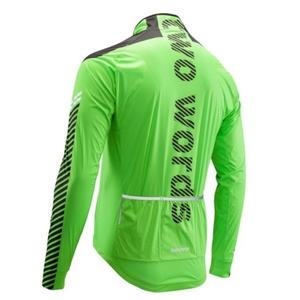 Men jacket Silvini PARINA MJ1122 green, Silvini