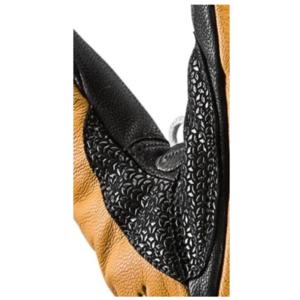 Gloves LEKI Griffin S 636846308 tan-black, Leki