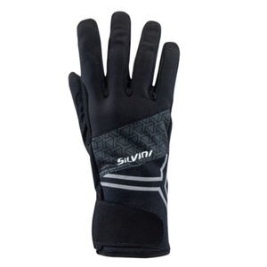 Winter gloves Silvini Arno UA1307 black, Silvini
