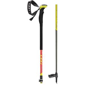 Trekking sticks LEKI Aergonlite 2 Carbon 105, Leki