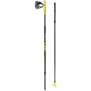 Running sticks LEKI PRC 700 Fin Vario freesize with handler separately 6434071, Leki