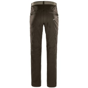 Yearlong men pants HERVEY WINTER PANTS MAN iron brown, Ferrino