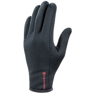 Gloves Ferrino Jib black, Ferrino