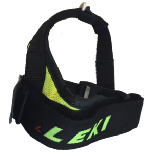 strap LEKI Trigger S Vario tab S-M-L yellow 886550112, Leki