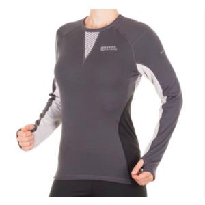 Women thermal shirt NORDBLANC NBBLD2236_GRA, Nordblanc