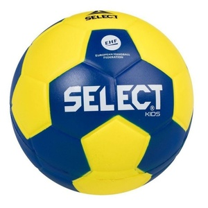 Handball ball Select Foam ball Kids IV yellow blue, Select