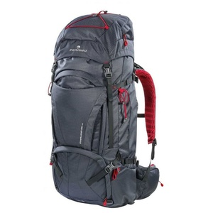 Backpack Ferrino OVERLAND 65+10 NEW grey 75671HCC, Ferrino