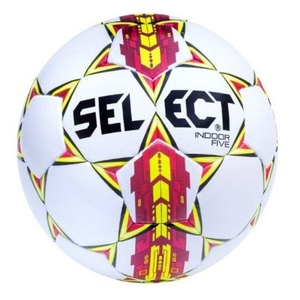 Football ball Select FB Indoor Five white red, Select