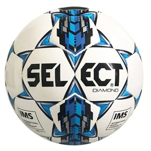 Football ball Select FB Diamond Special white blue, Select
