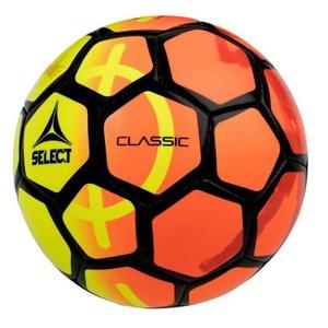 Football ball Select FB Classic yellow orange, Select