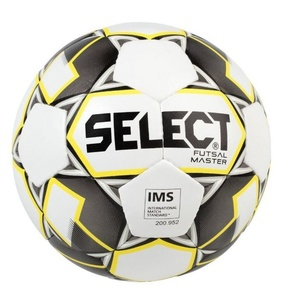 Futsal ball Select FB Futsal Master white yellow, Select