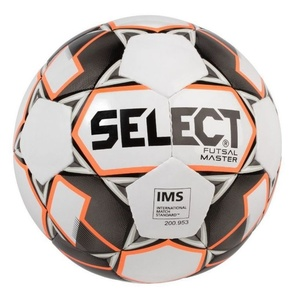 9ad523e6e582e Futsal ball Select FB Futsal Master white orange