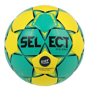 Handball ball Select HB Solera yellow green, Select