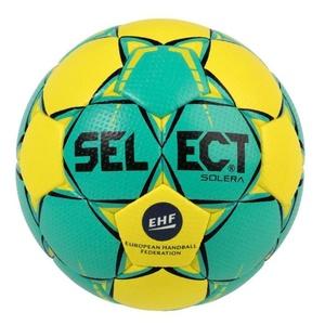 Handball ball Select HB Solera yellow green, Select