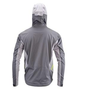 Men membrane jacket Silvini Garibal grey, Silvini