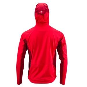 Men membrane jacket Silvini Garibal red, Silvini