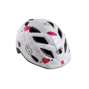 Helmet MET ELFO 2019 children's mix / white, Met