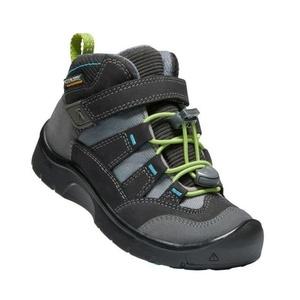 Children boots Keen Hikeport MID Strap WP C, magnet / green, Keen