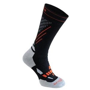 Socks Bridgedale Ski Nordic Race black/stone/850, bridgedale