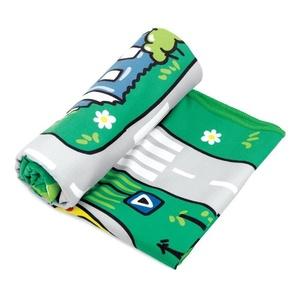 Quick-drying beach towel Spokey ISOLA, Spokey