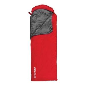 Sleeping bag Spokey MONSOON, mummy / blanket, red, Spokey