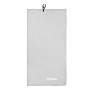 Quick-drying towel Spokey SIROCCO L, grey, Spokey