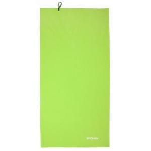 Quick-drying towel Spokey SIROCCO XL, green, Spokey