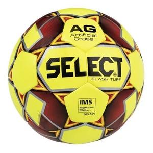 Football ball Select FB Flash Turf yellow red, Select