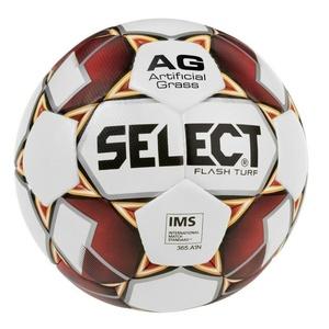Football ball Select FB Flash Turf white red, Select