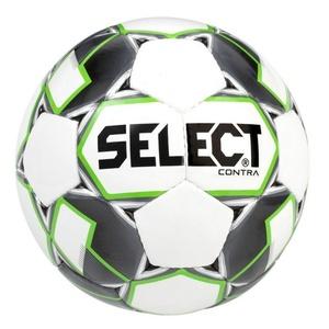 Football ball Select FB Contra white green, Select