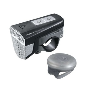Light Topeak SOUNDLITE USB with klaksonem, Topeak