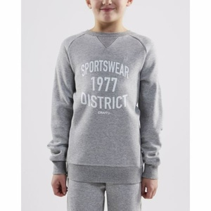 Sweatshirt CRAFT District Crewneck 1907216-950000, Craft