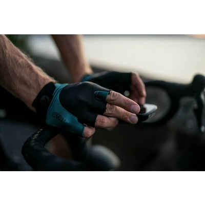 Gloves to round Rogelli PRESA, black-khaki 006.360, Rogelli