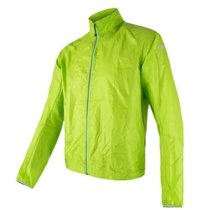 Men jacket Sensor Parachute green 19100013, Sensor