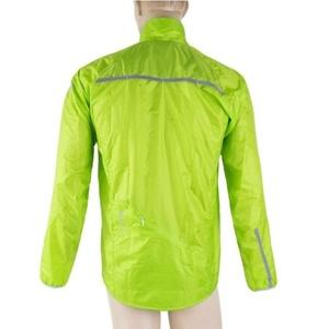 Men jacket Sensor Parachute green 19100013, Sensor