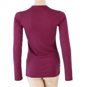 Women shirt Sensor MERINO DF LABEL lilla 18200020, Sensor