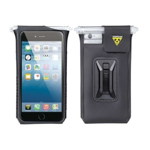 Spare case TOPEAK RideCase for iPhone 6, 6s, 7, 8 black, Topeak