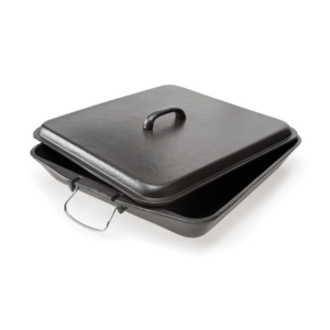 Cast-iron roaster with poklička GrandHall for Xenon, Argon a IT-Grill, Grandhall
