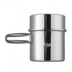 Pot of stainless steel Esbit 1L, Esbit
