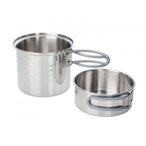 Pot of stainless steel Esbit 1L, Esbit